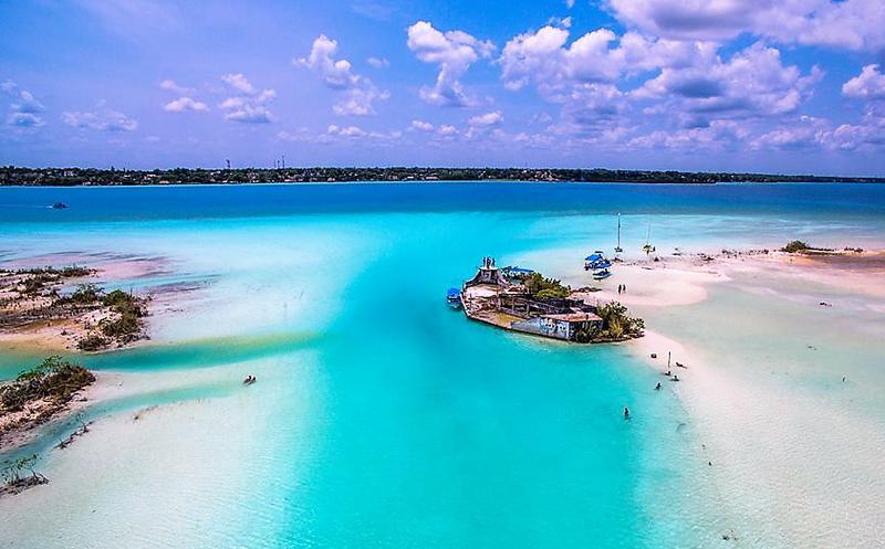 Bacalar todo un paraíso