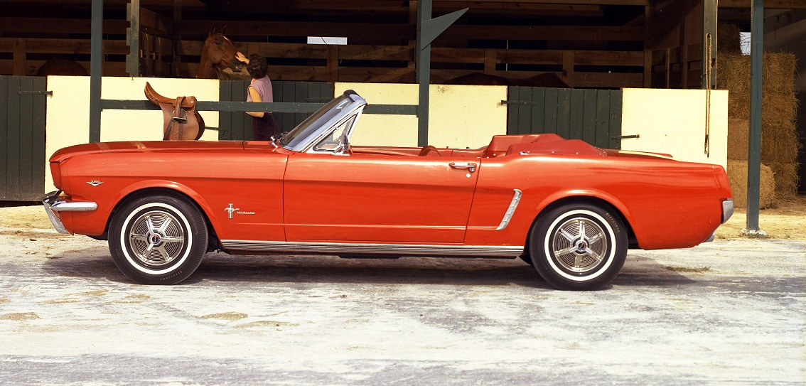 Ford Mustan 1965